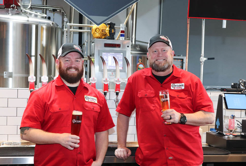 Episode 23: Shawn Kidwell and Nic Stolz of Cowtown Brewing Company