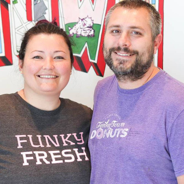 Episode 07: Brandon & Angie Moors of FunkyTown Donuts