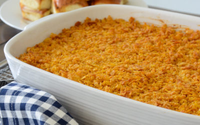 Hashed Brown Casserole Recipe