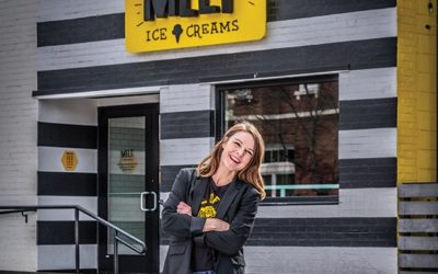 Episode 44: Kari Crowe-Seher of MELT Ice Creams