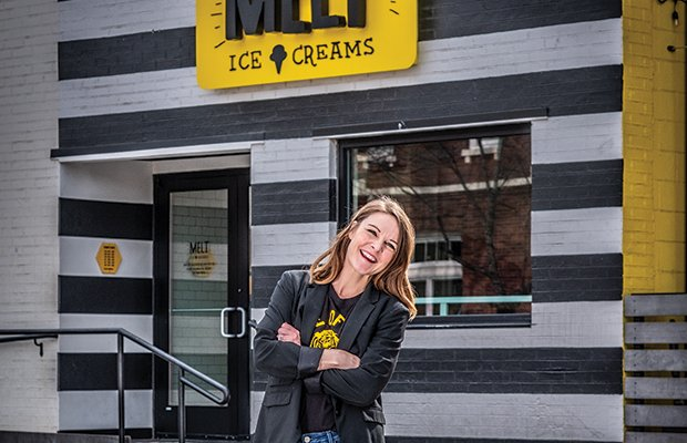 Episode 44: Kari Crowe-Seher of MELT Ice Creams