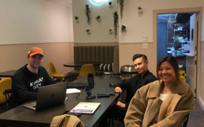 Episode 46: Toan Luong and Mimi Lu of Ampersand Coffee