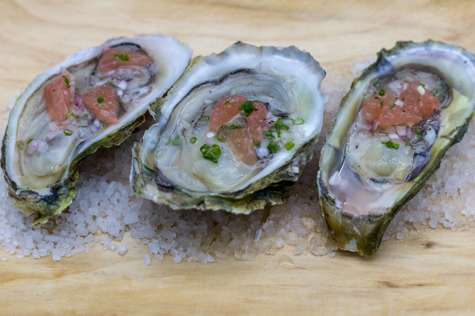 Culinary School of Fort Worth Featured Chef Recipe of the Month: Fresh Oysters