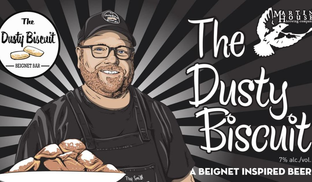 Episode 49: Trey Smith of Dusty Biscuit Beignets