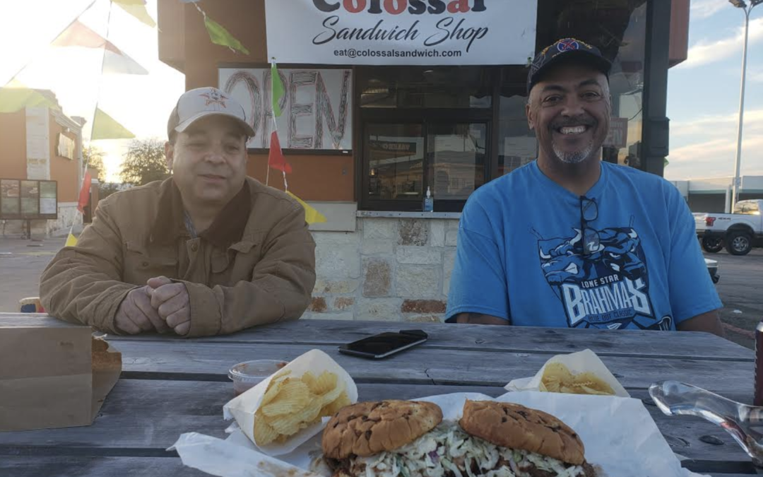 Episode 52: Jonathan Merrill and Terry Duncan of The Colossal Sandwich Shop