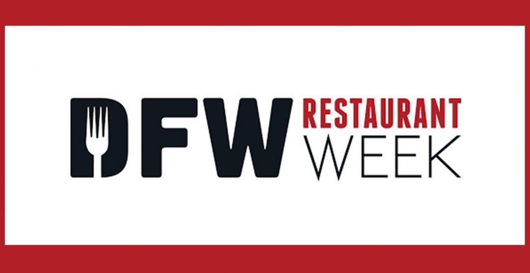 DFW Restaurant Week 2020
