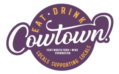 EAT. DRINK. COWTOWN.