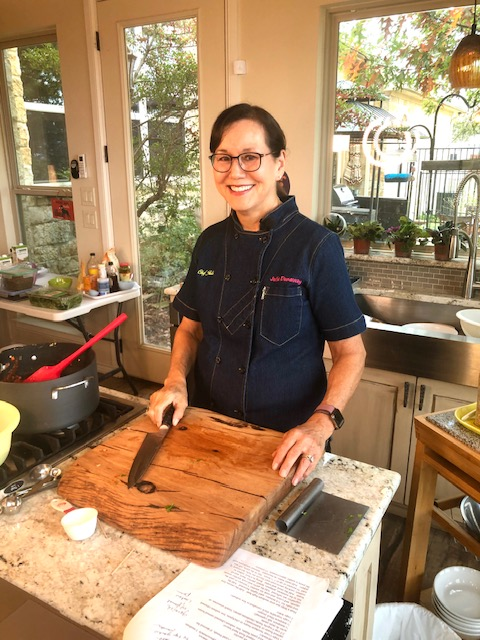 Episode 61: Julia Dunaway of Chef Julia's Cooking