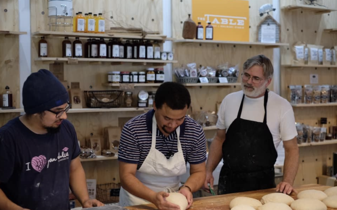 The Table – Market & Culinary Studio