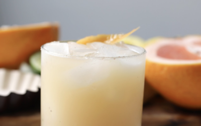 Grapefruit Sharbat/Shikanji Recipe