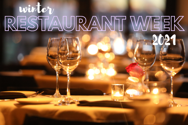 Celebrate and Support Winter Restaurant Week