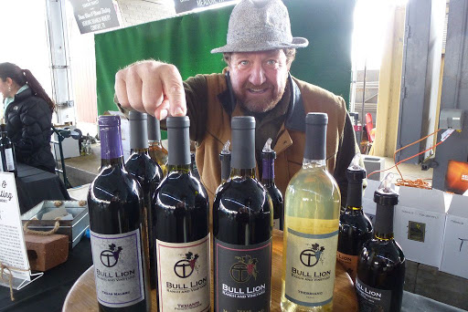 Episode 63: Chuck Tordiglione of Bull Lion Ranch & Winery