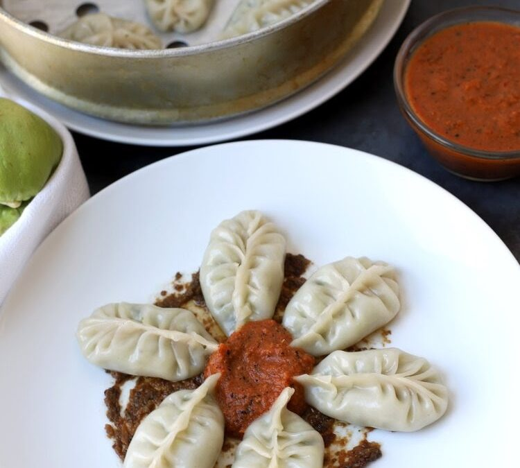 Chayote Squash Dumplings (Iskus Mo:Mo) Recipe