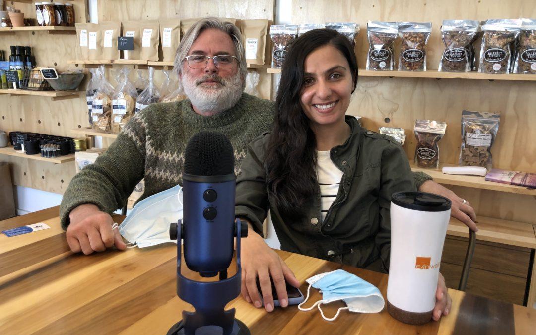 Episode 65: Trent Shaskan and Dixya Bhattarai of The Table