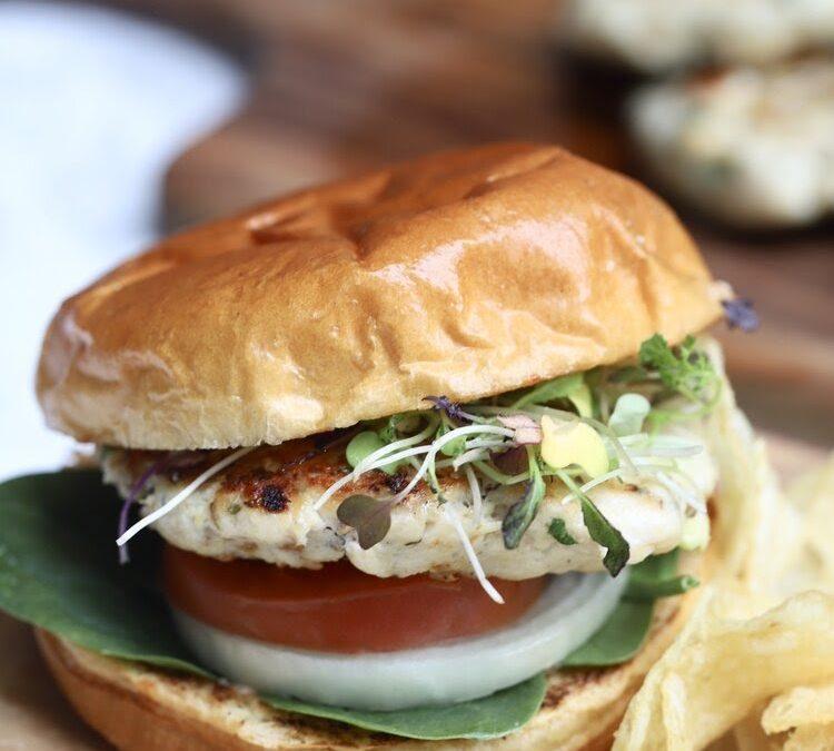 Chicken Kebab Sandwich Recipe